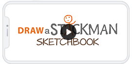Draw a Stickman Sketchbook Preview Video